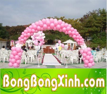 Cổng chào tiệc cưới 003