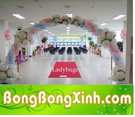 Cổng chào tiệc cưới 004