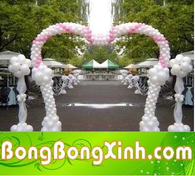 Cổng chào tiệc cưới 005