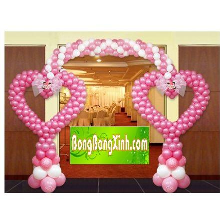Cổng chào tiệc cưới 002