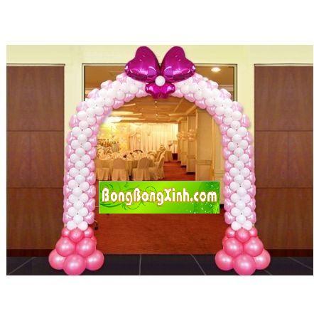 Cổng chào tiệc cưới 006