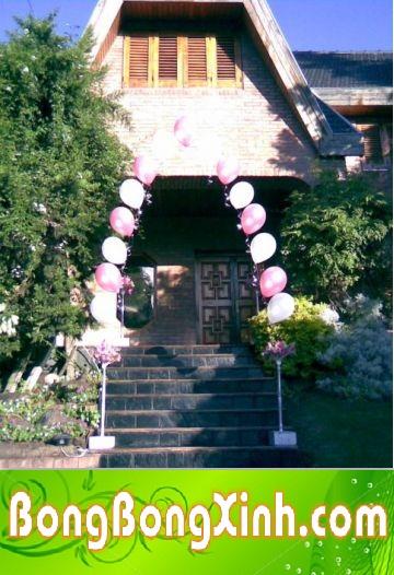 Cổng chào tiệc cưới 012