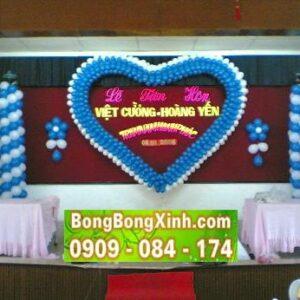 Sân khấu tiệc cưới 004