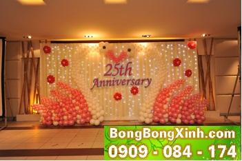 Sân khấu tiệc cưới 008