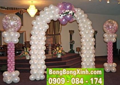 Cổng chào tiệc cưới 016
