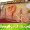 sân khấu tiệc cưới 013