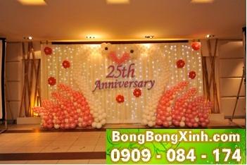sân khấu tiệc cưới 014