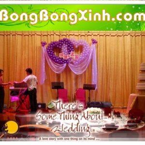 sân khấu tiệc cưới 019