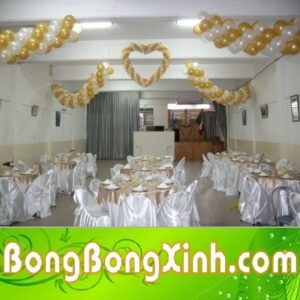 sân khấu tiệc cưới 022