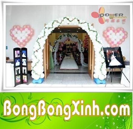 cổng chào tiệc cưới 038