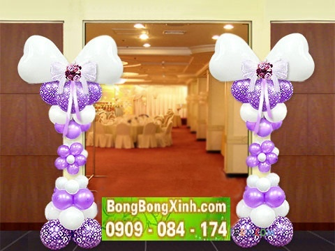 cổng chào tiệc cưới 036