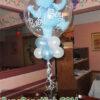 Trang trí bàn tiệc gấu con 047