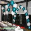 Trang trí bàn tiệc cưới xinh xắn BT053