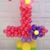 Bong bóng số trang trí sinh nhật cho bé SBB014