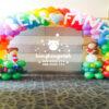 Cổng chào trang trí tiệc cưới CA120