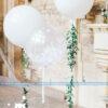 Trụ bong bóng phong cách đơn giản TBB147