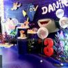 Backdrop trang trí sinh nhật Finding Nemo BBBN135