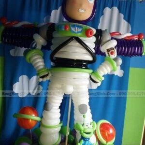 Trụ bong bóng trang trí party Buzz Lightyear TBB147