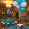 Bàn tiệc cưới trang trí tại nhà BT062