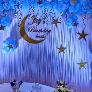 Backdrop sinh nhật đêm trăng BBX050