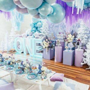 Trang trí sinh nhật trọn gói nhân mùa giáng sinh BBX160