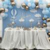 Trang trí sinh nhật trọn gói khinh khí cầu BBX234