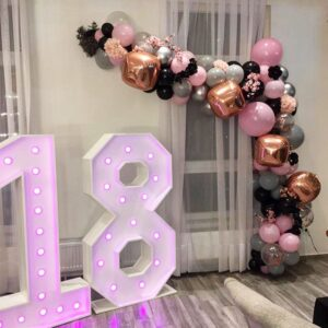 Tiểu cảnh sinh nhật cho các bé tuổi teen bong bóng BBX415