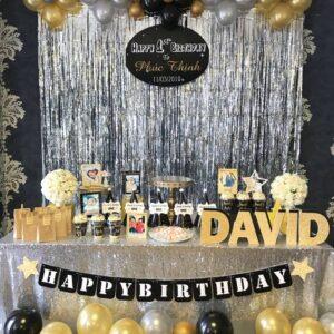 Bàn quà sinh nhật David BQ189