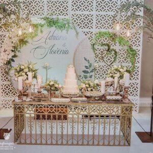 Bàn tiệc cưới vườn thượng uyển BT065