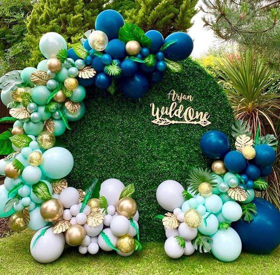 Backdrop tiệc cưới xinh đẹp BBX530