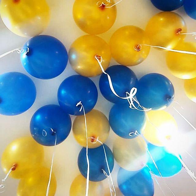 Bong bóng bay trang trí sinh nhật BBX383