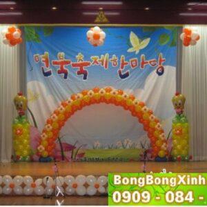 Sân khấu sinh nhật 001