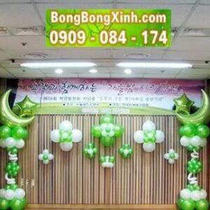 Sân khấu sinh nhật 004