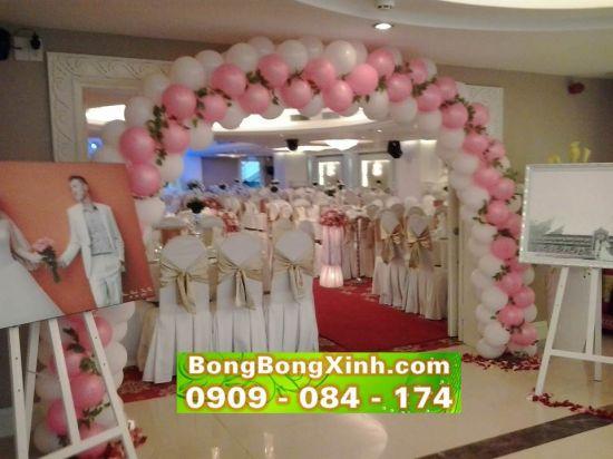 Cổng chào tiệc cưới 020