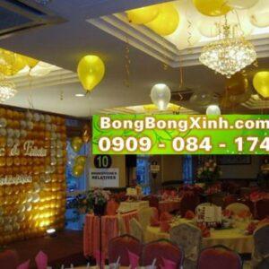 Sân khấu tiệc cưới 017