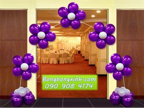 Cổng chào tiệc cưới 024