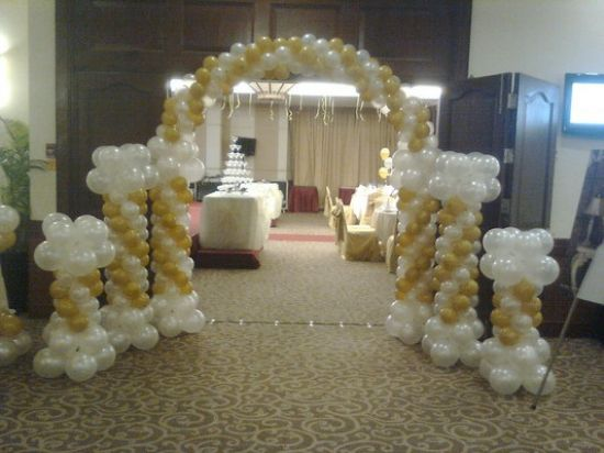 cổng chào tiệc cưới 026