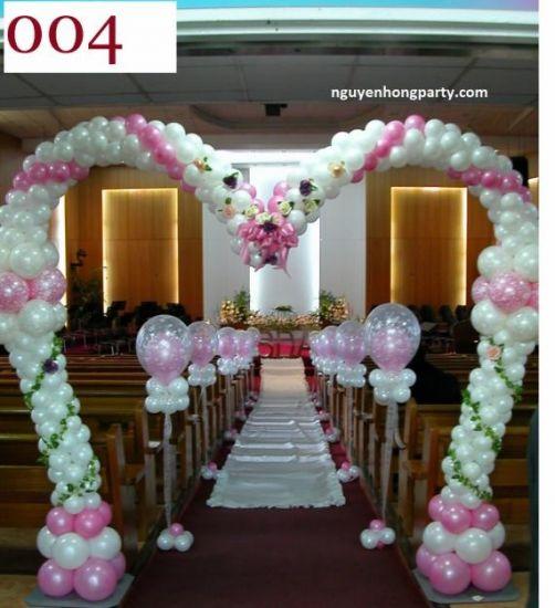 cổng chào tiệc cưới 028