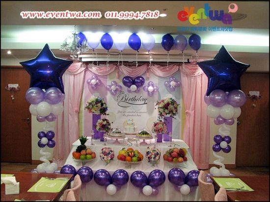 bàn quà sinh nhật 004