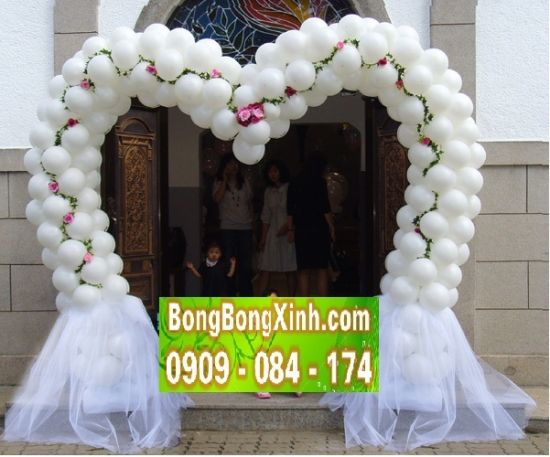 cổng chào tiệc cưới 040