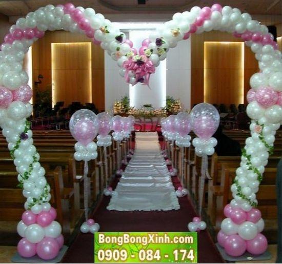 cổng chào tiệc cưới 037
