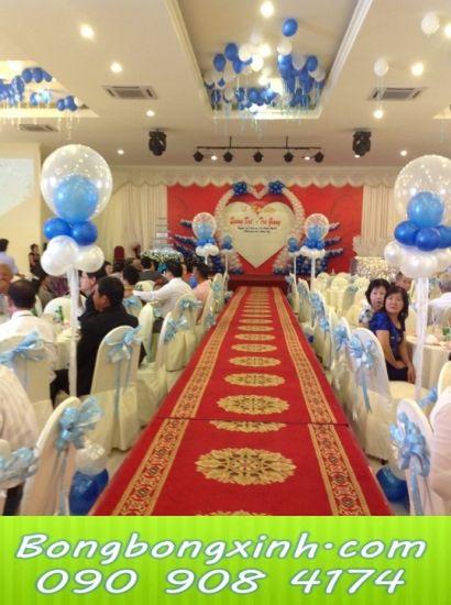 đường dẫn tiệc cưới 018