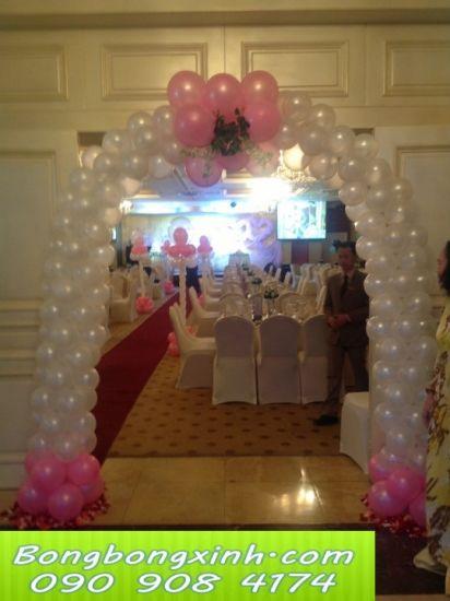 cổng chào tiệc cưới 033