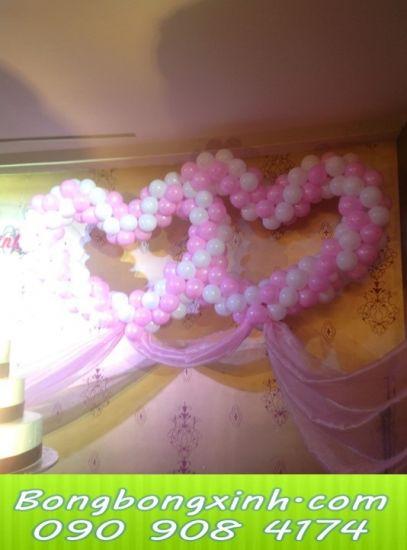 sân khấu tiệc cưới 025