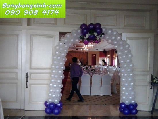 cổng chào tiệc cưới 032