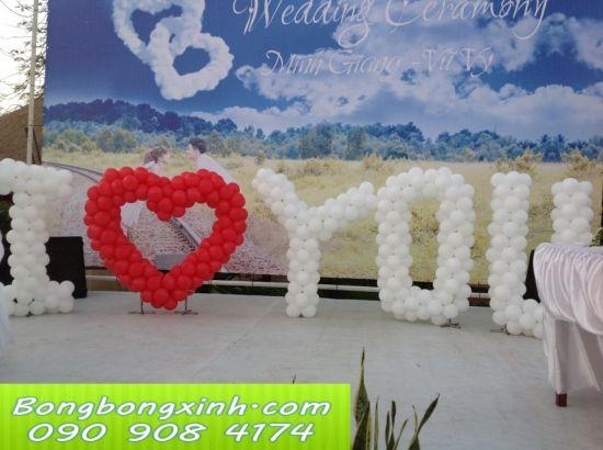 sân khấu tiệc cưới 026