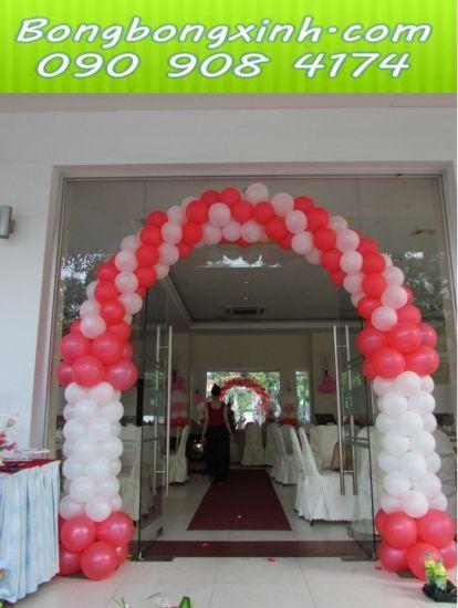 cổng chào tiệc cưới 030