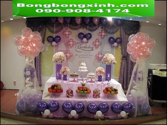 bàn quà sinh nhật 036