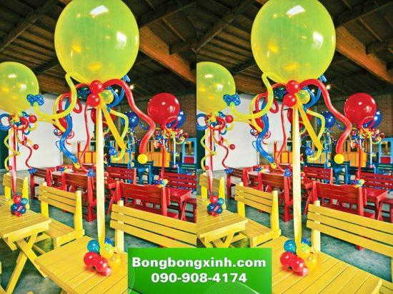 Bóng bàn tiệc 026