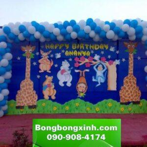 sân khấu sinh nhật 008